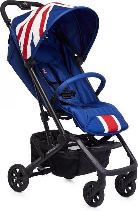 Easywalker MINI Buggy XS - Union Jack Classic