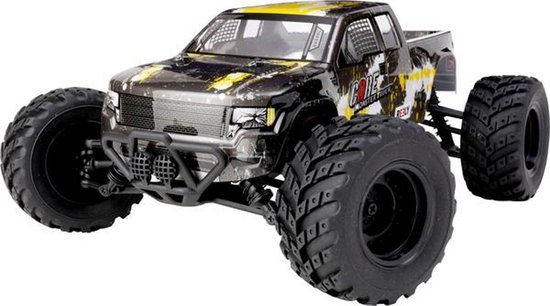 Reely Desert Climber 1:10 XS Brushed RC auto Elektro Buggy 4WD RTR 2,4 GHz
