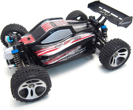 RC Auto 22268 BX18 Red, Buggy 1:18 4WD RTR