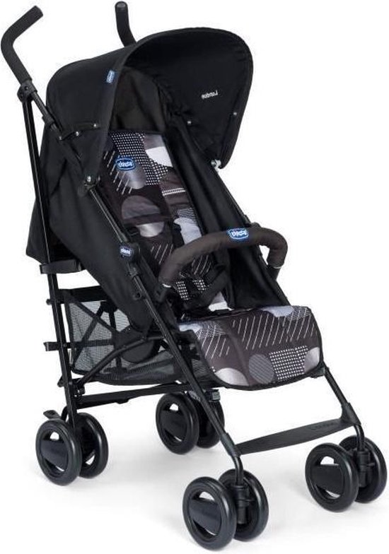 Chicco London Up Buggy - Zwart