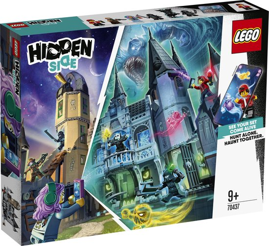 LEGO Hidden Side Mysterieus Kasteel - 70437