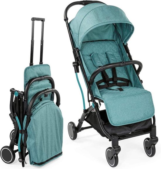 Chicco Buggy Trolley Me - Emerald